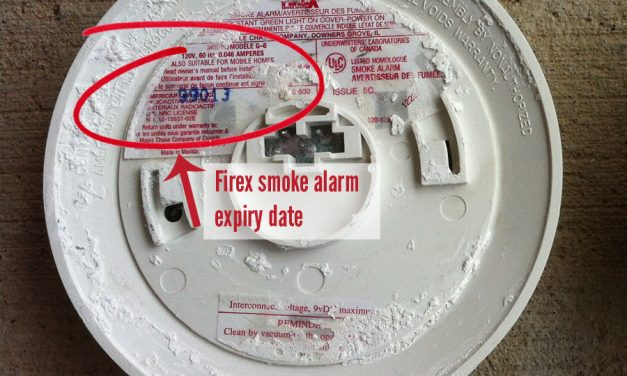FireX smoke alarm chirping or beeping?